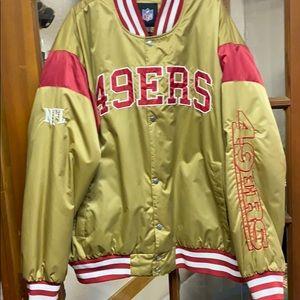 Very good 49ers NFL jacket